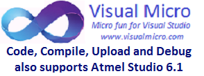 Visual Micro - Best Tool Available for Programming